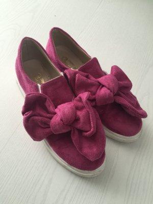 Schuhe mit Schleife Bambi