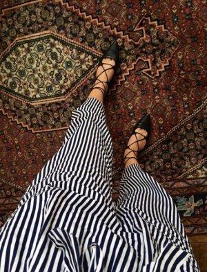 Schuhe mit Schnürung H&M Schwarz