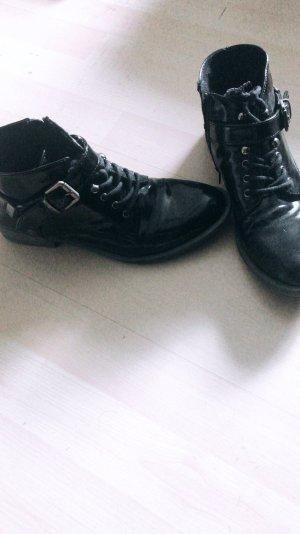 Schuhe mit yves Saint Laurent Style
