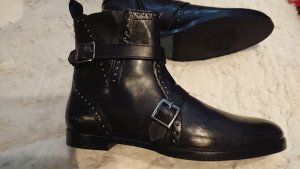Melvin & hamilton Korte laarzen zwart