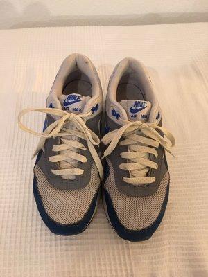 Nike Sneaker stringata blu-bianco