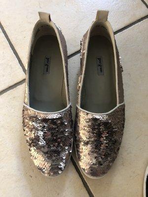 Schuhe Paul Green mit Pailetten in Größe 40
