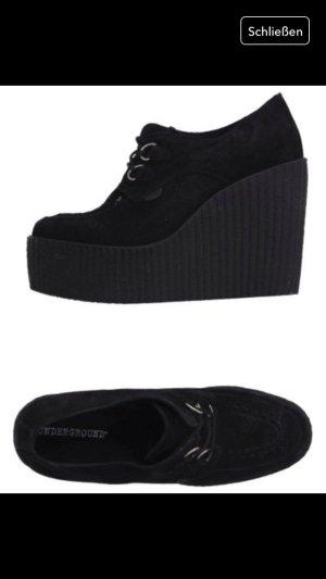 Schuhe#plateau#Underground