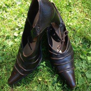 Schuhe Pumps Gr. 39 braun