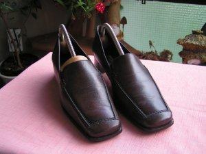 Schuhe / Pumps von Paul Green, Größe 38, Leder, braun