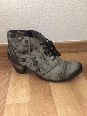 Schuhe remonte Größe 41 grau Stiefeletten