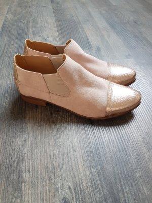 Schuhe rosa rosegold G.K. Mayer