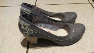 Schuhe s.oliver blau