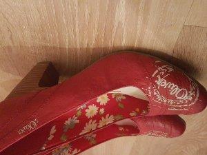 Schuhe s.Oliver Neu rot