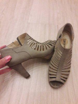 Schuhe Sandalen Paul Green Leder