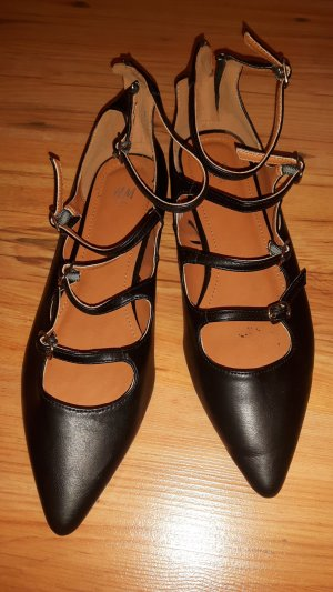 Schuhe - Schaftballerinas