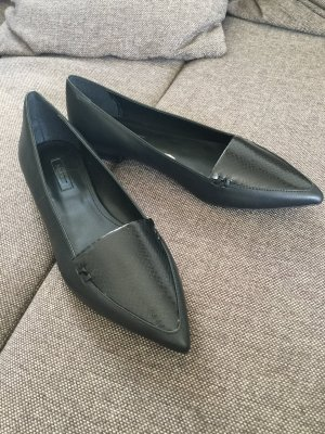 Schuhe schwarz Esprit neu Größe 40 Pumps spitz