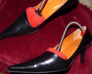 Schuhe schwarz Größe 40