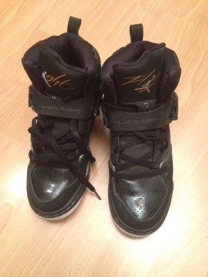 Schuhe Sneaker Jordan schwarz
