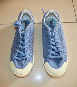 Schuhe Sneaker Marc O Polo Damen 40 Blau