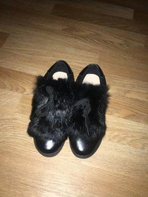 Schuhe Sportschuhe mit Fell