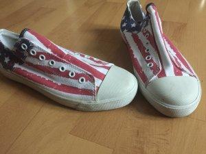 Schuhe Stars and Stripes USA