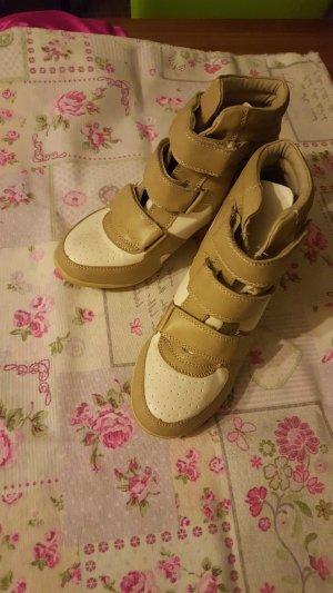 Schuhe Stiefeletten Absatzschuhe