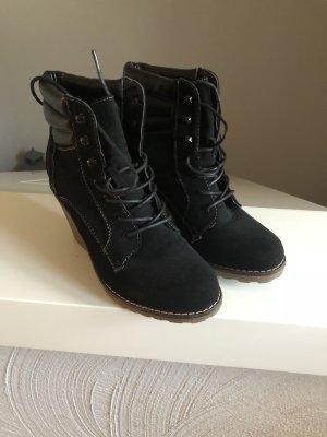 Schuhe, Stiefeletten, wie neu