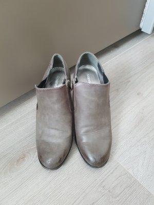 Graceland Chaussure à talons carrés multicolore tissu mixte