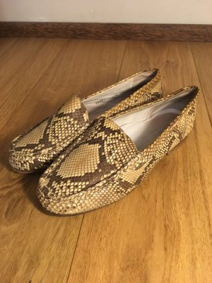 Schuhe von AGL in Schlangenmuster