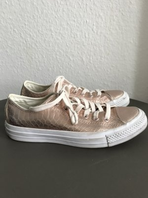 Converse Sneakers rose-gold-coloured