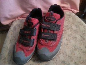 Schuhe von Geox, Größe 38, rot, Sneaker