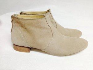 Schuhe von Gianni Gregori, beige, Gr. 39