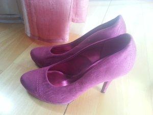 Schuhe von Graceland, magenta, Größe 39, nur einmal getragen