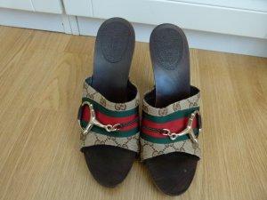 Schuhe von Gucci wie neu Größe 41/40