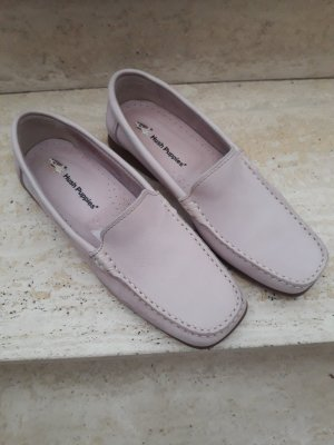 Hush Puppies Mocassins lichtroze
