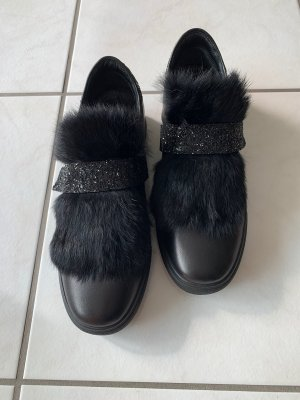 Kennel + schmenger Slip-on Shoes black