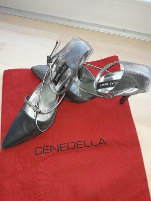 Schuhe von La Rose Noire.Gr.37 In Grau.