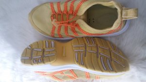 Lands' End Zapatillas deslizantes amarillo-naranja