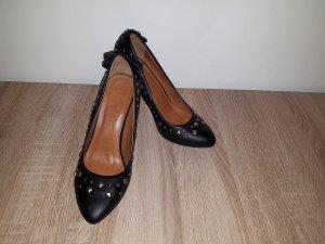 & other stories Zapatos de punta negro