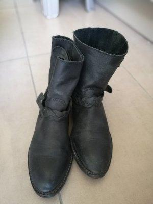 Schuhe von Mango Echtes Leder