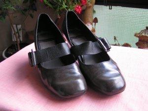 Schuhe von Marc O'Polo, Größe 40, Leder, dunkel braun