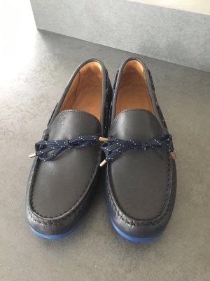 Schuhe von Massimo Dutti - aus Leder, neu
