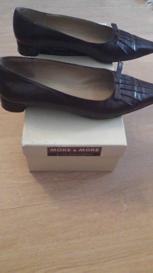 Schuhe von More & More. Gr 37. Echtleder