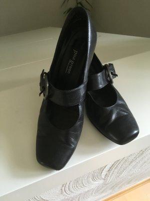 Schuhe von Paul Green, Größe 38 (5), schwarz