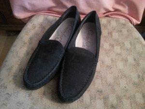 Schuhe von Rieker Comfort, Größe 6, dunkel blau