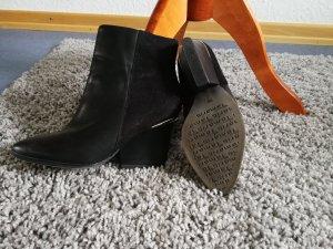 Tamaris Low boot noir-doré