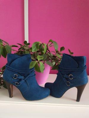 Schuhe von Tamaris in grün-blaue Farbe