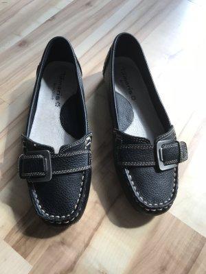 Schuhe von Tamaris, Leder Gr. 40