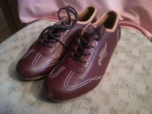 Schuhe von Tommy Hilfiger, Größe 37, braun, sneaker