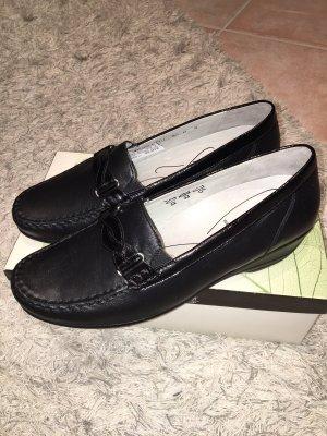 Schuhe von Waldläufer, schwarz, Größe 6 (39), Weite H, ungetragen, neu