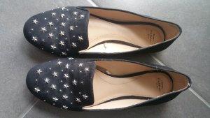 Schuhe von Zara Größe 38 mit Sternnieten