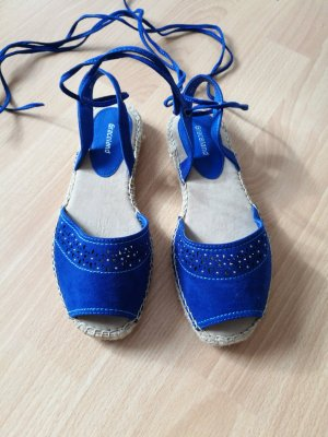 Graceland High-Heeled Sandals blue