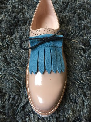 Schuhfransen Handmade