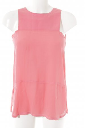 Schuhmacher Blusentop pink Casual-Look